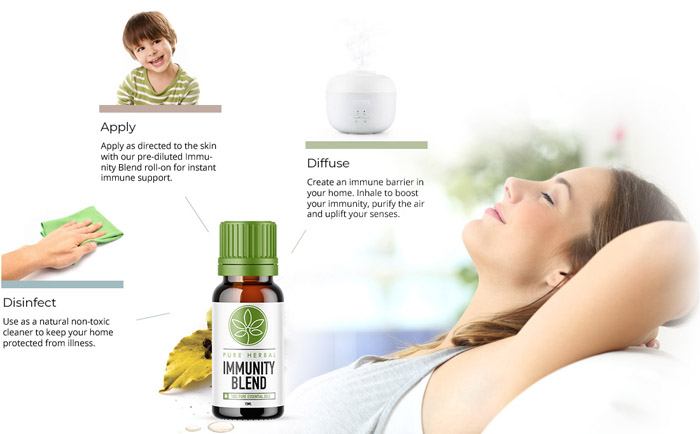 Pure Herbal Immunity Blend Reviews