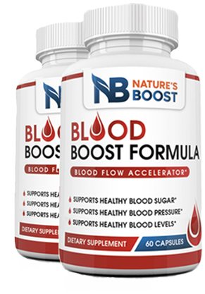 Natures Boost Blood Formula