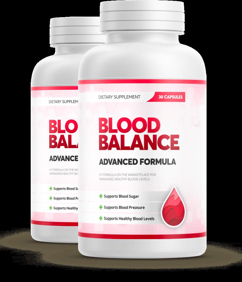 Blood Balance Advanced