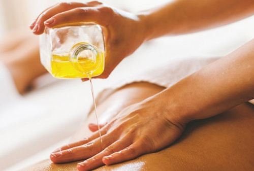 CBD In Massage Therapy