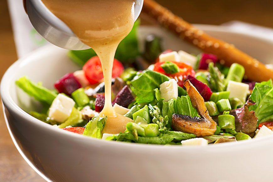 Salad Dressings For Weight Loss
