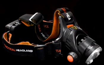 Elite Tactical Headlamp