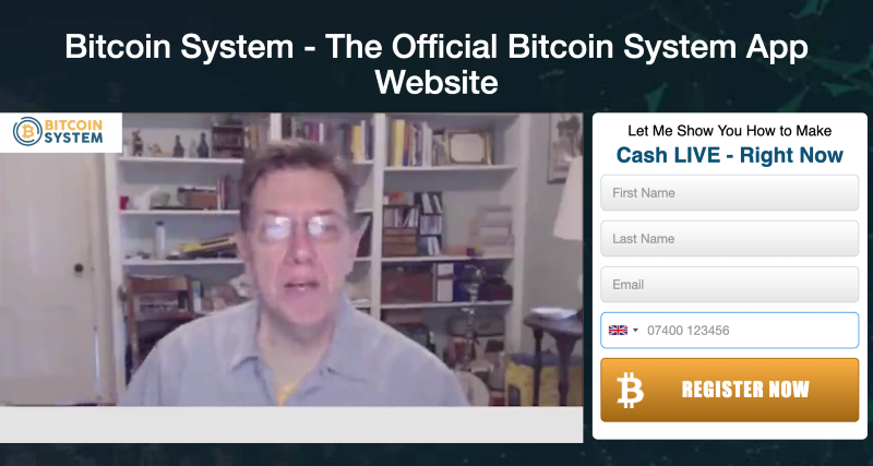 bitcoin System uk