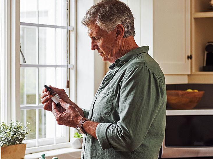 CBD for Senior Citizens