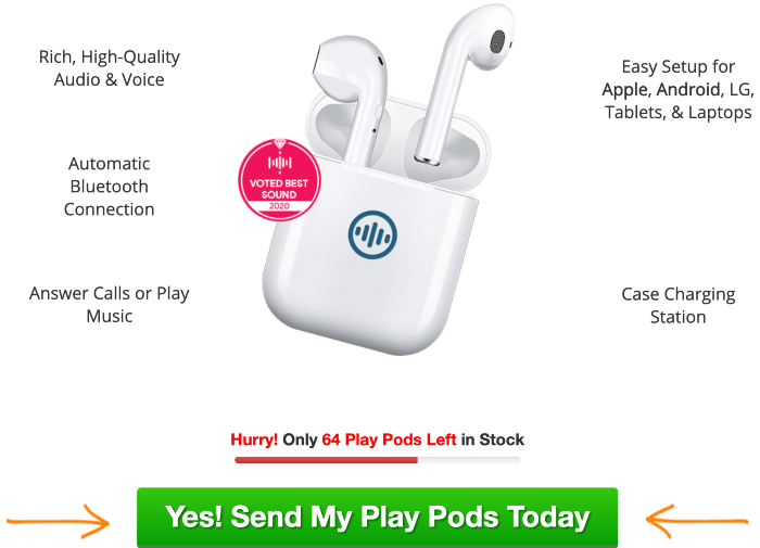 PlayPods review