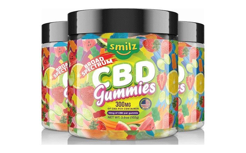 Smilz CBD Gummies